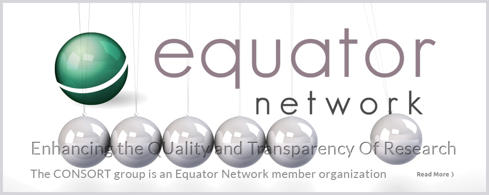 Equator Network: Enhancing the quality and transparency of research.
